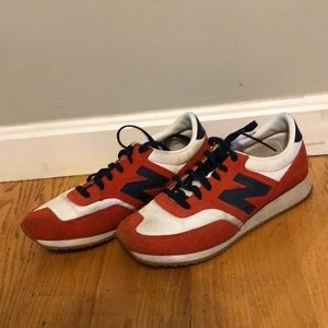 New Balance-JCrew sneakers